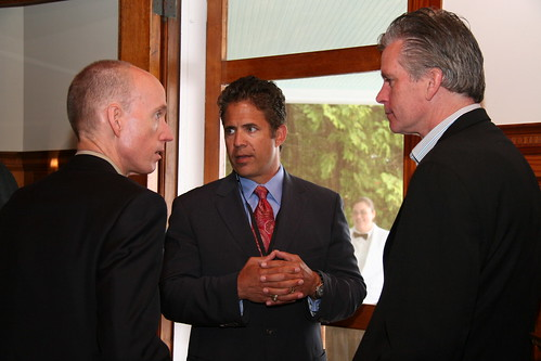 Dough Rothwell, Sen. Mike Bishop, Rep. Andy Dillon