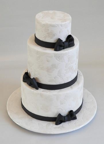 3759798599 c589057d84 Baú de ideias: Decoração de casamento preto e branco