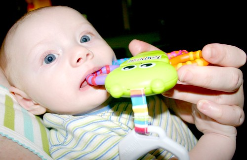 lamaze teether