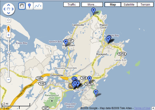 GMG Cape Ann Free WiFi Hotspot Map GoodMorningGloucester - Free wifi near me map