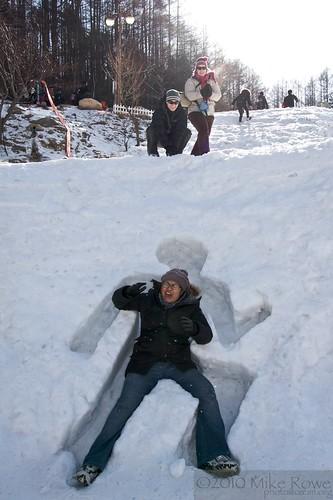 Surprise Snow