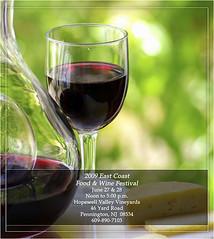 East Coast Food & Wine Festival
