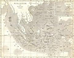 Melanesia, 1836