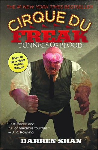 CDF Tunnels of Blood