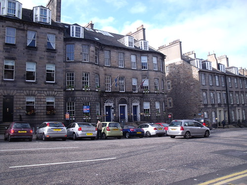 20090919 Edinburgh 15 N Castle St. 01