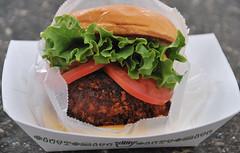 Shake Shack's 'Shroom Burger