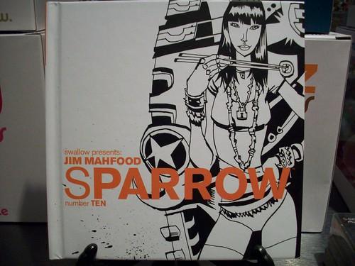 sparrow jim mahfood