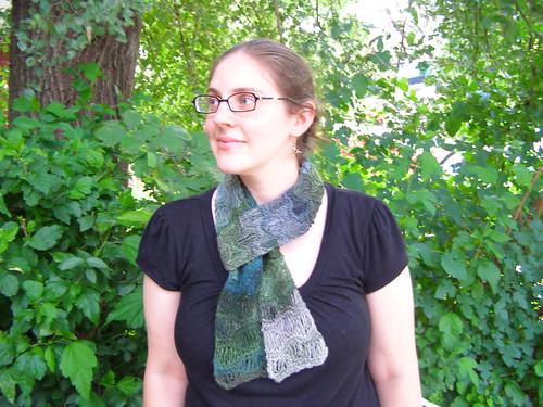 waterfall scarf kit