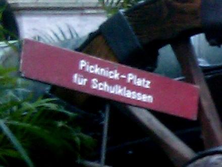 Picknickplatz für Schulklassen2