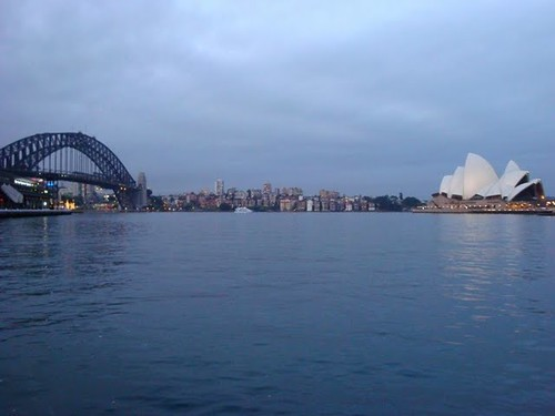 1-Sydney Bridge n Opera House