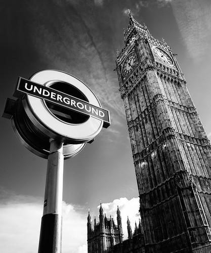 Big Ben from Metro
