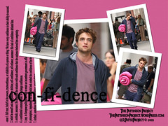 Wallpaper:  Robert Pattinson:  Confidence [1024 x 768]