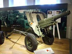 105mm Pack Howitzer L10A1