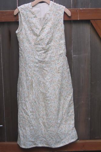 Far, Far Away Dress