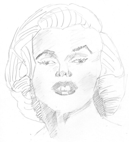 Marilyn Monroe, part 2