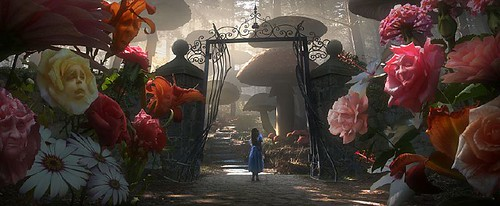 Alice in Wonderland (6) por ti.