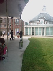 Serpentine Gallery and 2009 Summer Pavillion