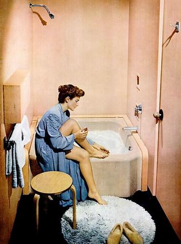 Pink Bathroom (1945)