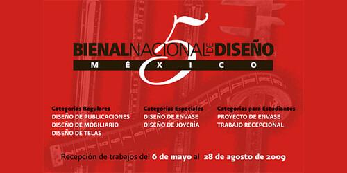 5 Bienal de diseño