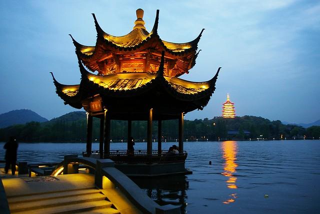 杭州西湖18