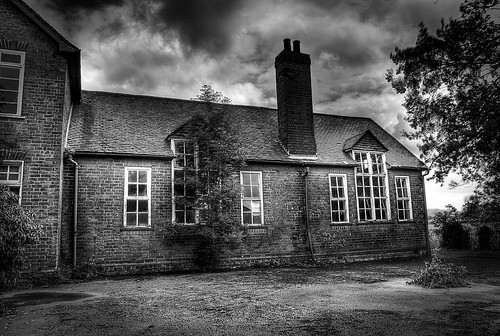 the school house (click to enlarge)