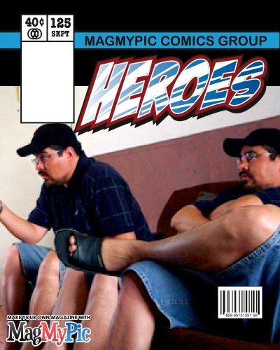 Heroes Revista