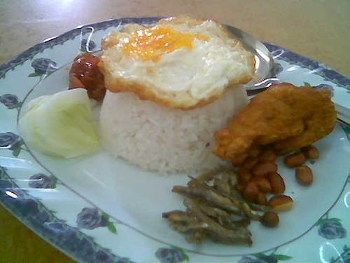 Choon Seng's nasi lemak
