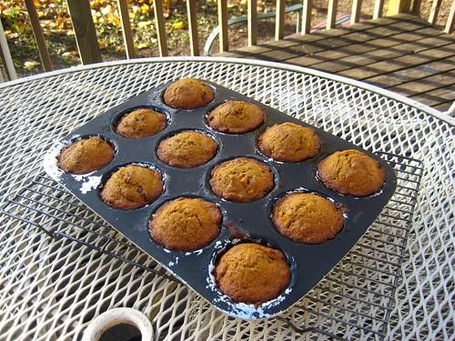 8 :: Squash muffins