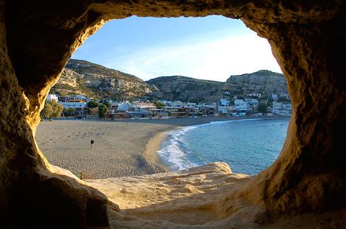 Crete-Matala