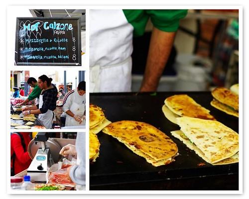 Mondo Piadina Italian flatbread at Tutti in Piazza, Wollongong