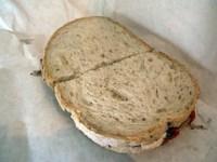 bread garden - mediterranean vegetarian