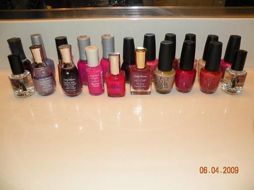 AuburnChicks Nail Polish Collection