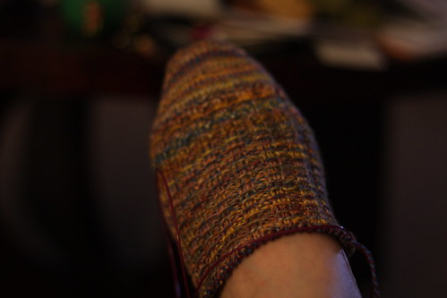 Gherkin's yarn