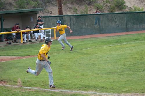 Baseball Game 3