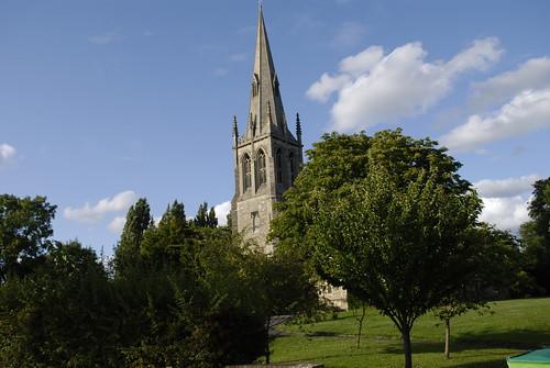 St Andrews, Kingsbury