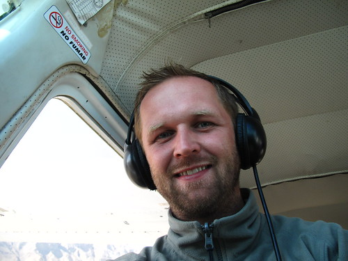 Co-Pilot Geoff