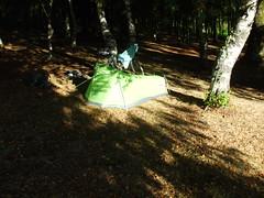 Coleman Rigel X2 no Parque de Campismo da Fraguinha