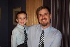 San Antonio attorney Brendan McBride and his son, Aidan, are the inspiration for the new clinic.