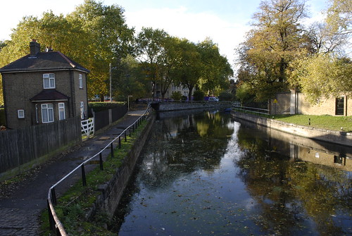 River Lee Navigation, Clapton