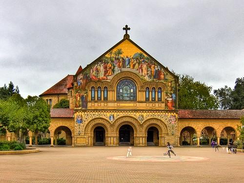 Stanford Memorial Church (HDR)