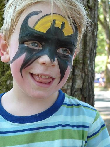 I'm **Batman!!**