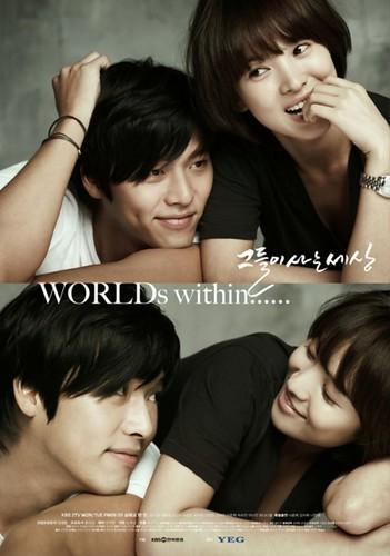 Hyeon Bin dan Song Hye Kyo Segera Menemui Penggemar Setia Drama Asia Indosiar Lewat Drama Terbaru Berjudul WORLDs within