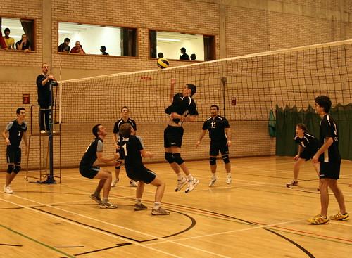 York 1sts volleyball v LJMU - Peter Iveson - 28/11/10 -IMG_0441