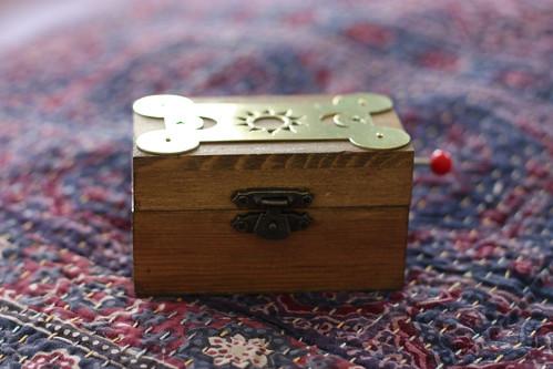 Handmade Music Box