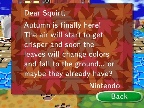 Autumn DLC