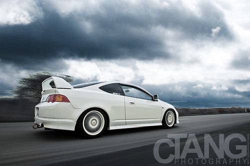 Jdm Acura Rsx Transportation In Photography On The