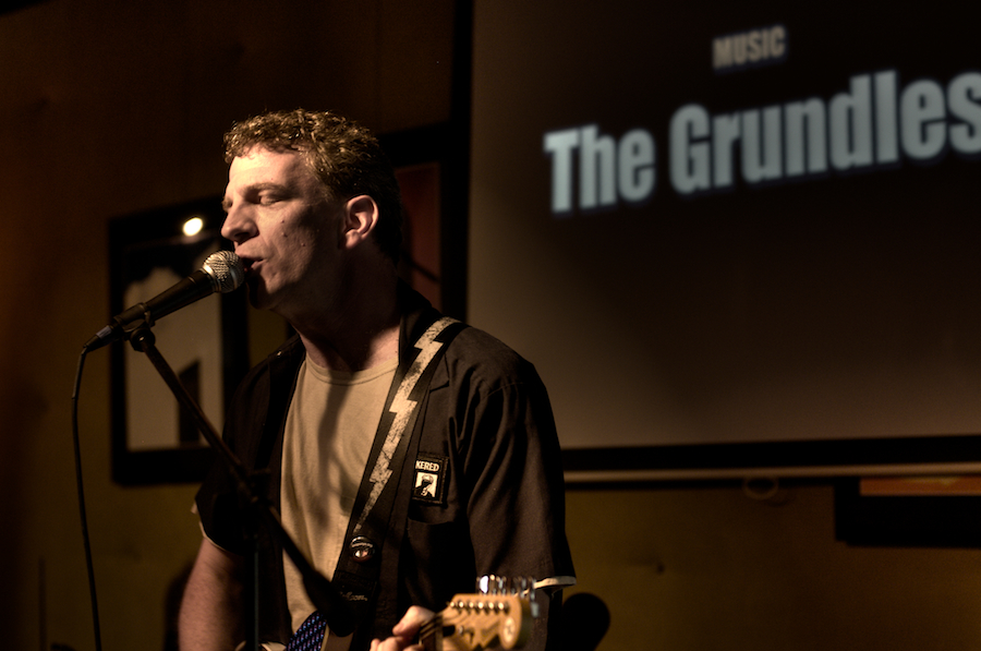 Andrew Dolan of The Grundles