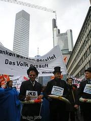 Wir zahlen nicht für eure Krise - Frankfurt (08)
