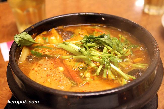 Pollack Soup