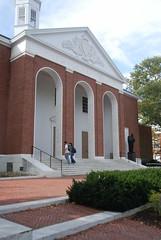 The Johns Hopkins University Campus